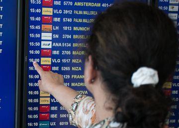 La cancelación de tres rutas de Vueling indigna a la Generalitat