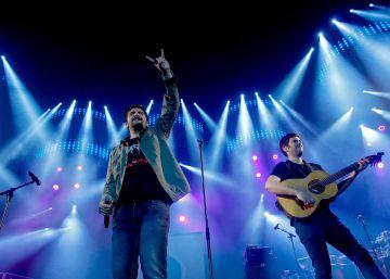La música en directo aguanta, la industria sigue cayendo