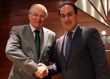 Azuaga deja a Muela la presidencia de España Duero tras reducir un 30% los activos dudosos