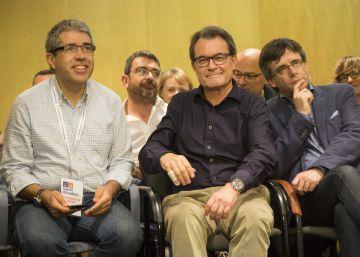 Solo Mas mantiene cargo en la dirección de la nueva Convergència