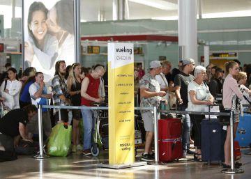 La Agencia de Consumo recibe 172 reclamaciones por Vueling