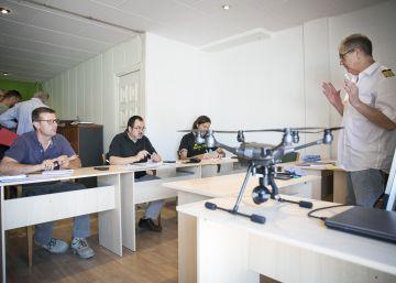De profesión, piloto de dron