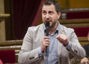 El Partit Demòcrata arremete contra Toni Comín