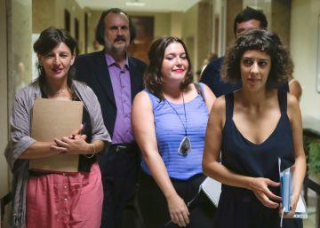 En Marea solicitará en el Congreso formar un grupo parlamentario propio