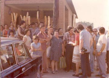 Imagen de la exposición Madrid Activismos (1968-1982) en La Casa Encendida.