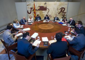 El Gobierno catalán avala que el Parlament vote sobre el proceso constituyente al margen del TC