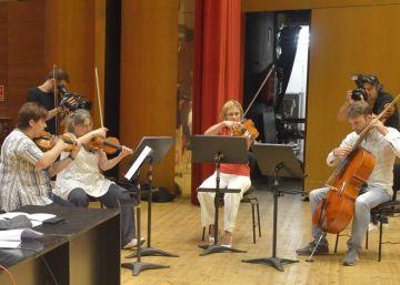 Estrenos y nuevos horizontes para la Real Filharmonía