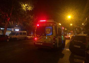 Un comerciante chino muere de un corte en el cuello en su tienda de Ciudad Lineal