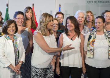 Andalucía propone suspender el régimen de visitas a los maltratadores