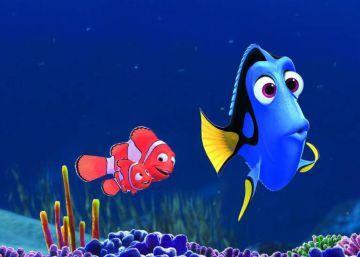 Fotograma de la película de Pixar 'Buscando a Dory'.