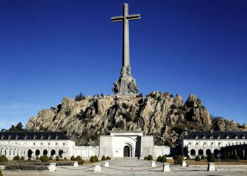 """Demanda contra Patrimonio Nacional por """"entorpecer"""" la exhumación en el Valle de los Caídos"""
