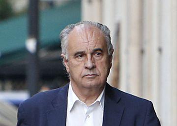 El exconsejero Blasco quiere confesar para evitar más prisión