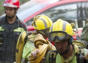 Oltra pide extremar el cuidado por el alto riesgo de incendios