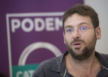Fachin incorpora a la ejecutiva de Podem a Albiach y a Bertomeu