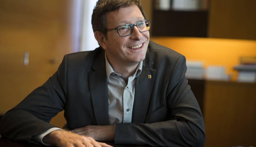 El consejero catalán de Justicia, Carles Mundó.