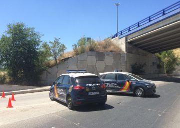 Hallada muerta una mujer con un golpe en la cabeza en la Cañada Real
