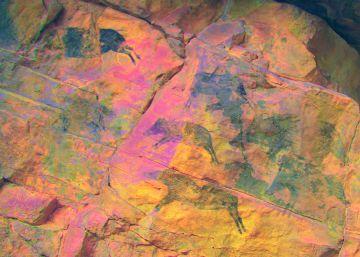 Vilafranca, nuevo referente en arte rupestre levantino