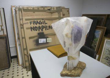 Castellón denuncia la desaparición de 46 obras de arte