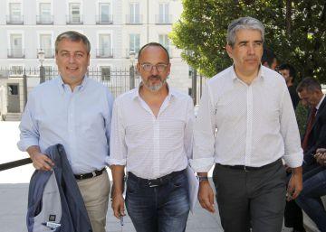 El Grupo Parlamentario Catalán: De Miquel Roca al grupo Mixto