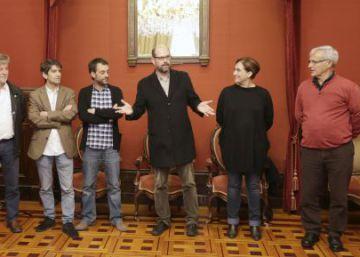 La Fiscalía archiva las diligencias por el viaje de Ribó a Galicia