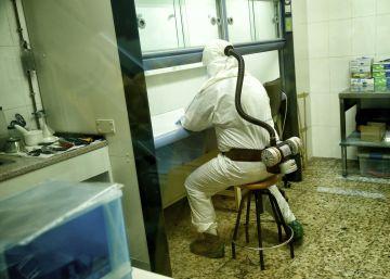 Leve contaminación nuclear en un laboratorio de la UAB