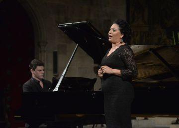 La potencia vocal de Anita Rachvelishvili impacta en Peralada