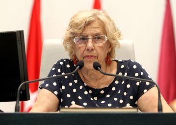 Carmena declara una cuenta bancaria más y la caída del valor de sus acciones