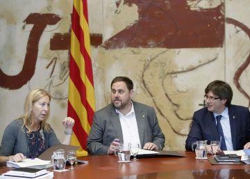 """El Gobierno advierte a la CUP que la cuestión de confianza """"no se negocia"""""""