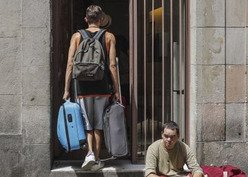 Airbnb recurrirá la sanción de 600.000 euros de Colau