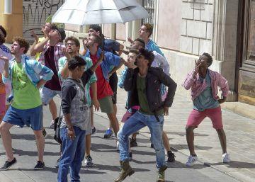 Bollywood rueda una película en Valencia