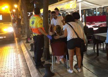 El 'flashmob' de Platja d'Aro provocó pérdidas por 120.000 euros
