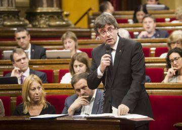 El referéndum unilateral gana enteros en la agenda de JxSí