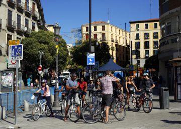 Madrid's Lavapiés goes upmarket