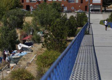 El descampado de la discordia en Delicias