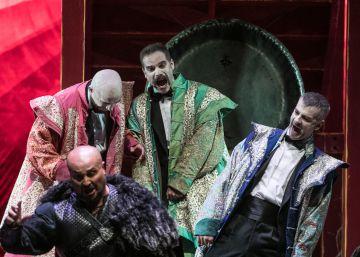 'Turandot', Seal y Lang Lang, éxitos de Peralada 2016