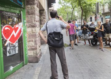 El Ayuntamiento de Barcelona evita condenar la okupación de un nuevo local