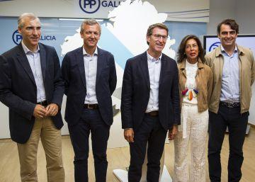 """Rueda mide la ventaja electoral del PP en la """"lucha"""" de sus adversarios"""