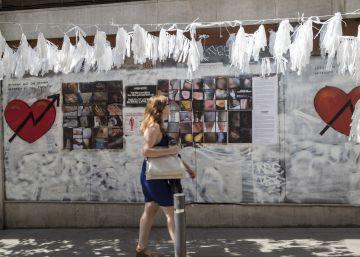 El 'banco expropiado', una okupación a cámara lenta en Barcelona