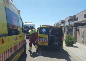 Un bebé de 15 meses, grave al caer a una piscina en Arroyomolinos