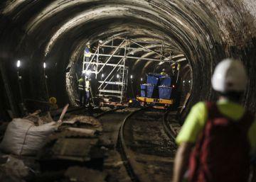 Algunas estaciones de la línea 1 de metro abrirán antes del final de la reforma