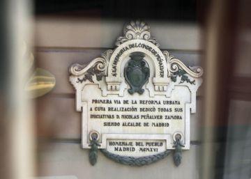 100 años sin el padre de la Gran Vía