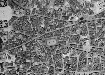 El Ayuntamiento digitaliza su archivo de fotos aéreas