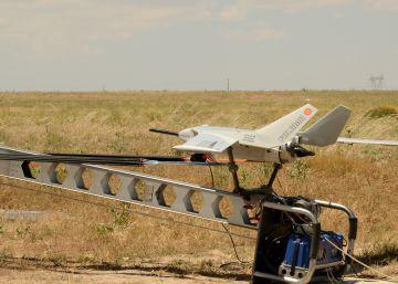 La multinacional Thales lleva a Getafe su nuevo dron