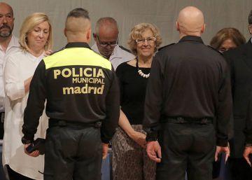 Carmena se reunirá con la cúpula policial en septiembre