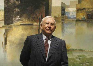 Muere el pintor castellonense Joaquín Michavila a los 90 años