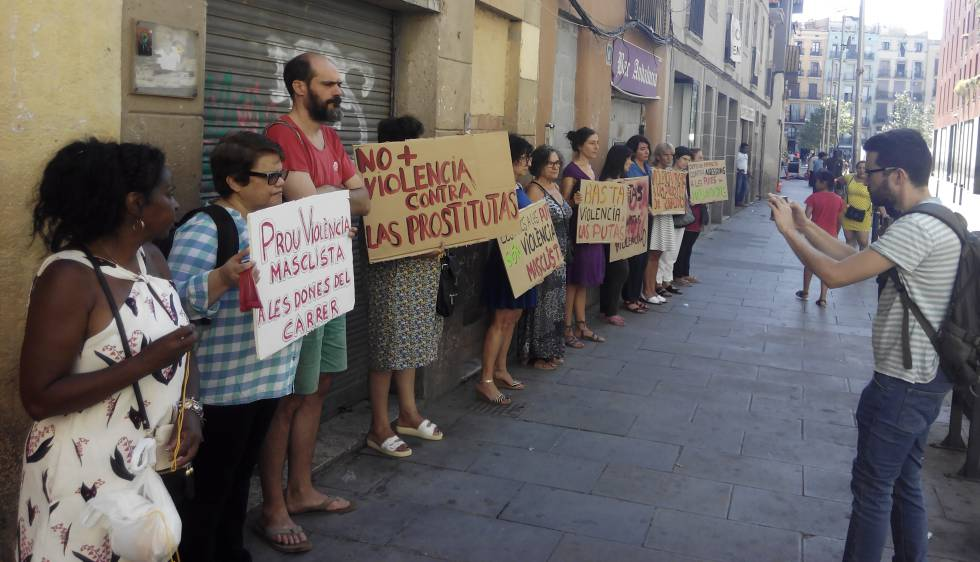prostitutas ladyboys prostitutas raval barcelona