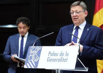 Puig defiende el no de los socialistas valencianos a la investidura de Rajoy