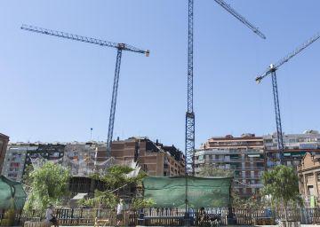 El Área Metropolitana de Barcelona copa el 64% de la nueva vivienda en Cataluña
