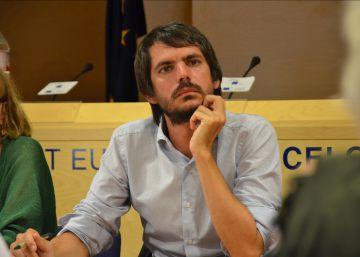 """Urtasun: """"En el nuevo partido de Colau habrá independentistas"""""""