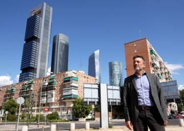 Pobres y ricos en torno al Bernabéu